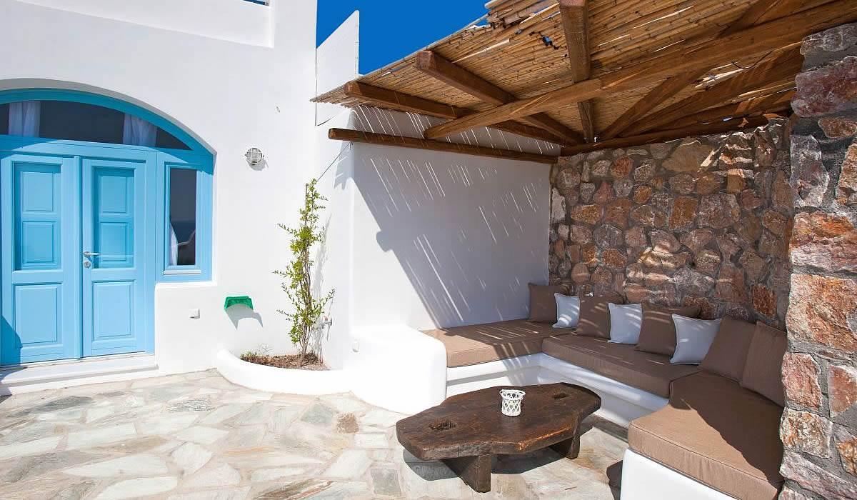 Zephyros Guest House