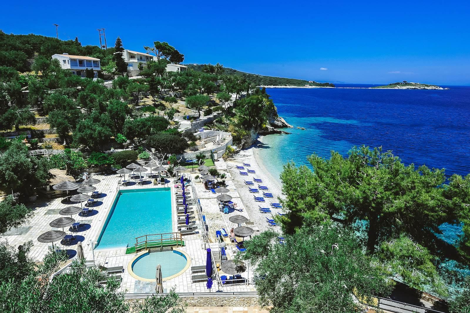 Sea Front - Paxos Beach Hotel