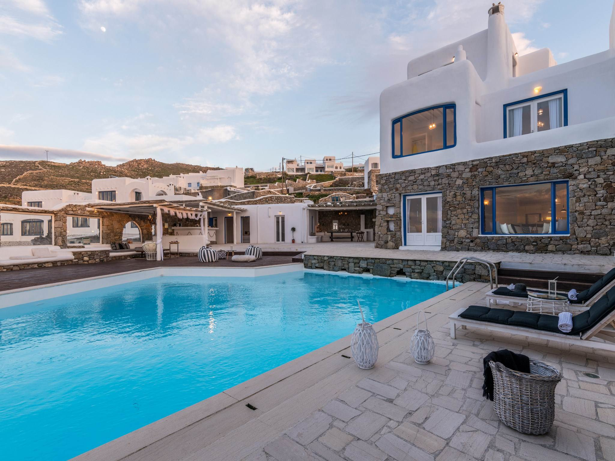 Villa Aristotelis in Mykonos