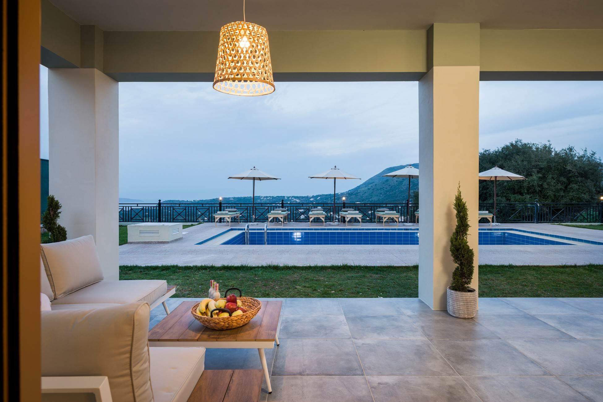 Erato Luxury Residence, private pool, BBQ, nea... photo 16535490