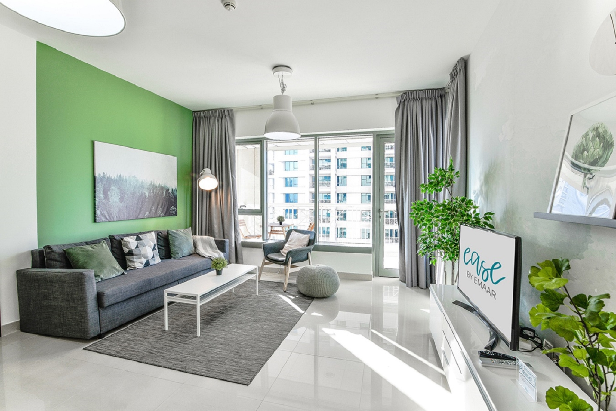 Apartment Evergreen  Ease by Emaar    Stylish One Bedroo    photo 16700909