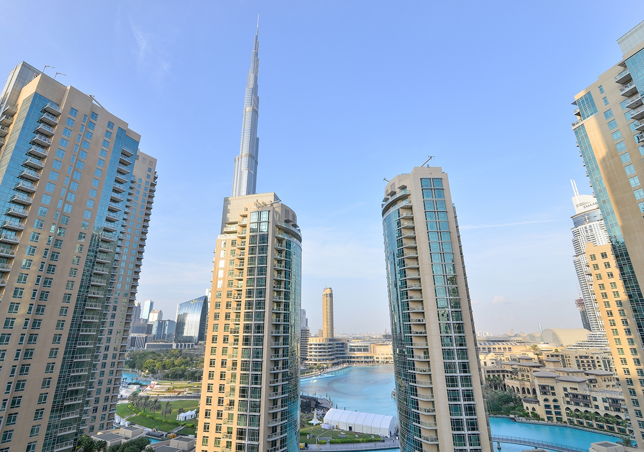 Apartment Starlight  Ease by Emaar    Amazing 1 Bedroom     photo 16810139