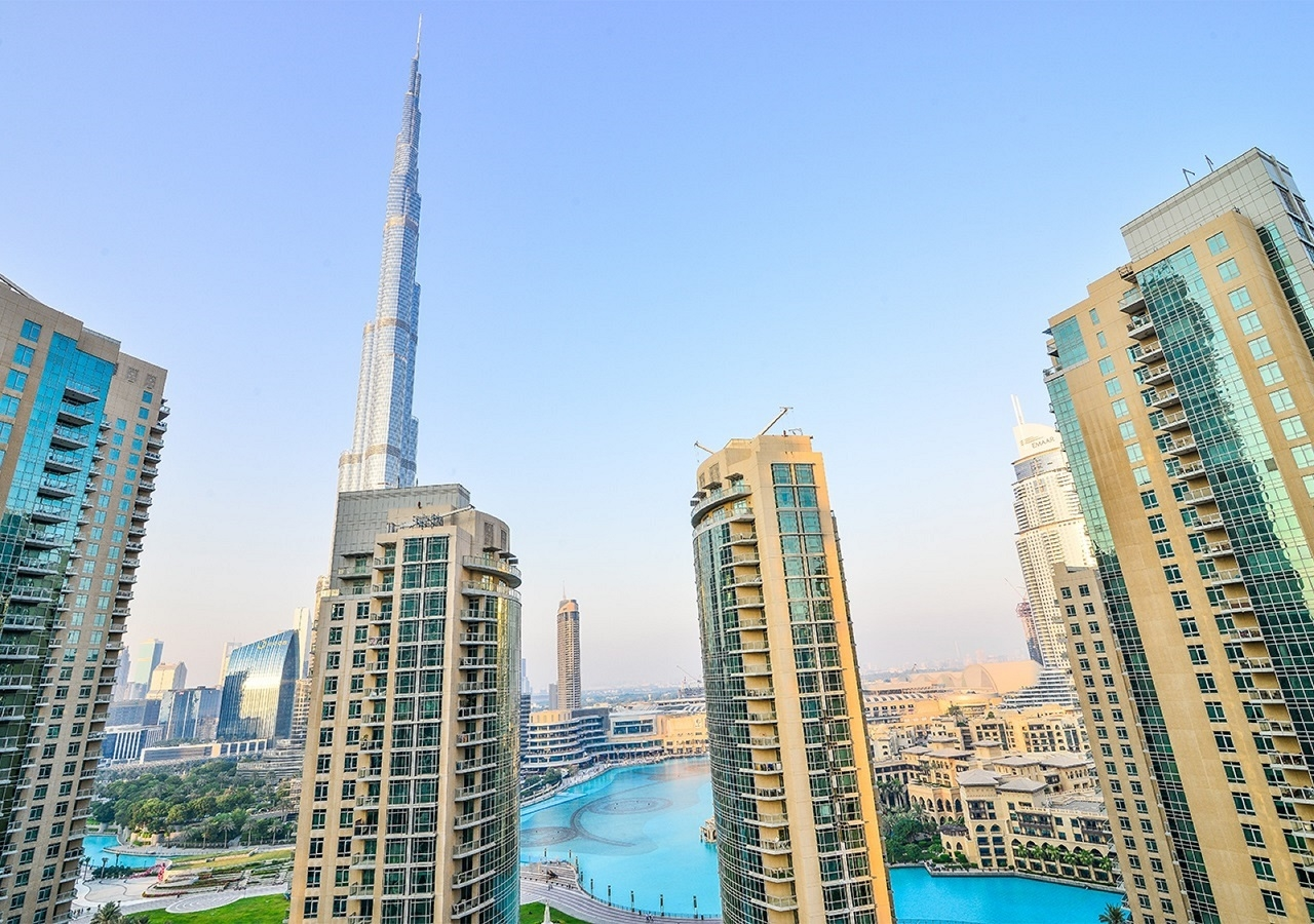 Apartment Starlight  Ease by Emaar    Amazing 1 Bedroom     photo 16828086