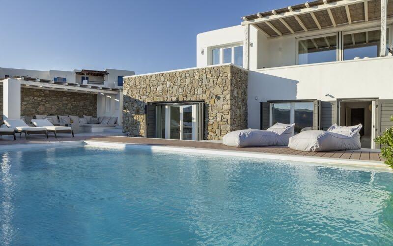 Villa Meadow in Mykonos