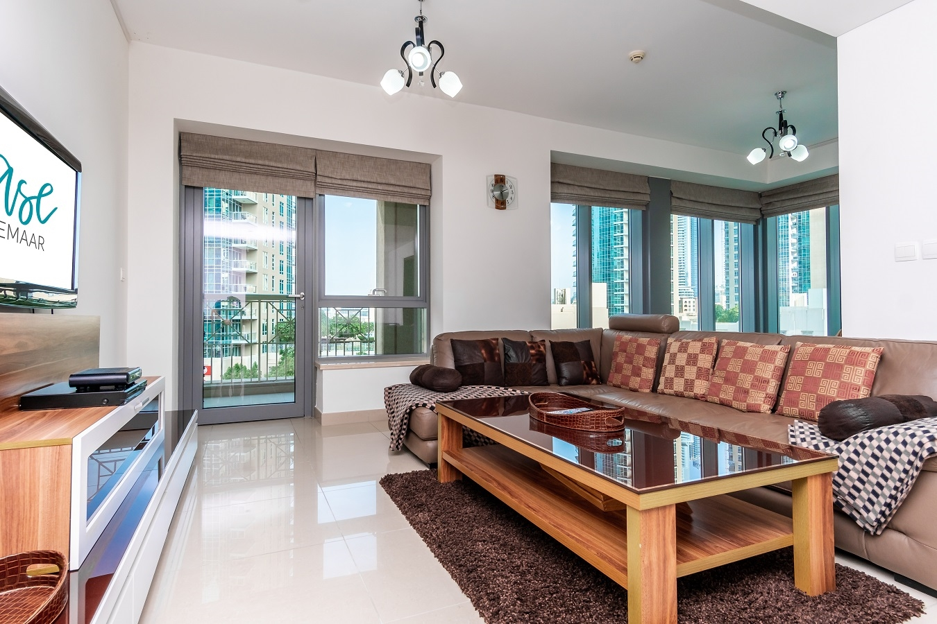 Apartment Pearl  Ease by Emaar    Elegant   Two Bedroom     photo 16904583