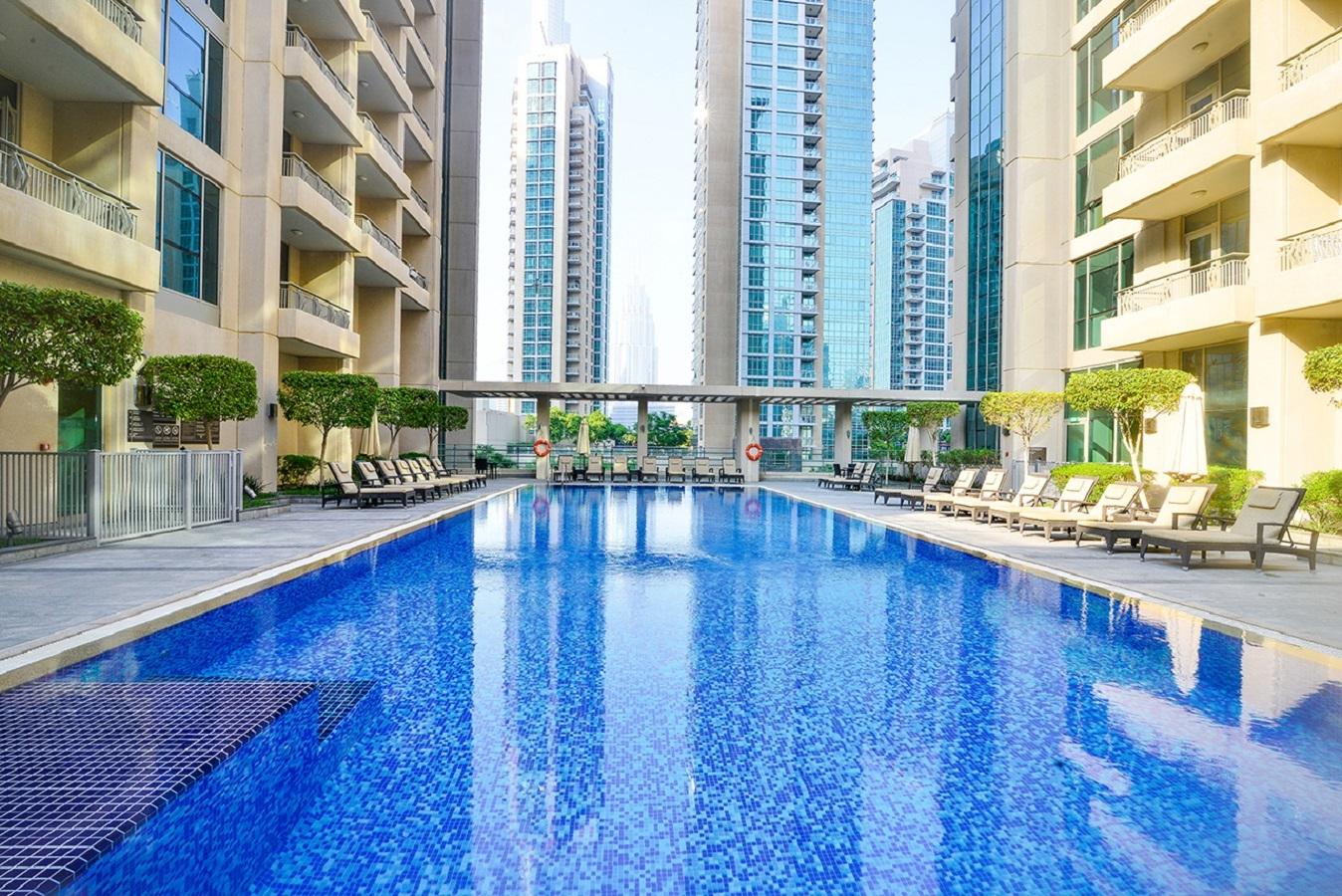 Apartment Pearl  Ease by Emaar    Elegant   Two Bedroom     photo 16564290