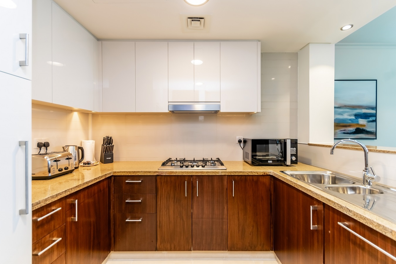 Apartment Oceanic  Ease by Emaar    Blissful Two Bedroom    photo 26377360