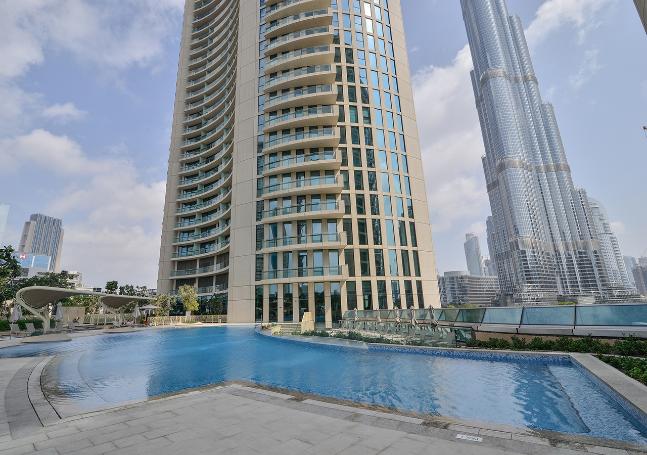 Apartment Oceanic  Ease by Emaar    Blissful Two Bedroom    photo 26377363