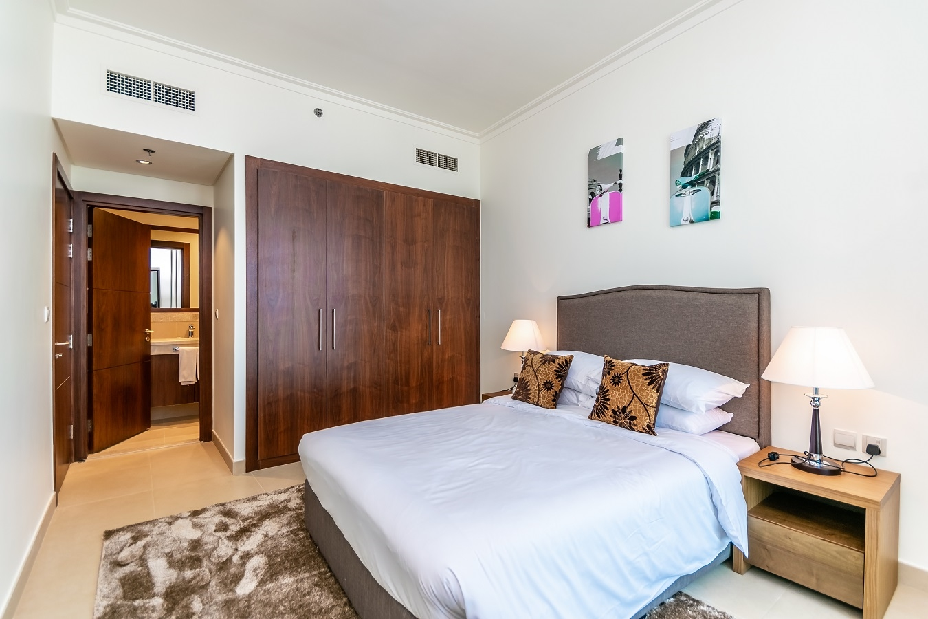 Apartment Oceanic  Ease by Emaar    Blissful Two Bedroom    photo 26377353