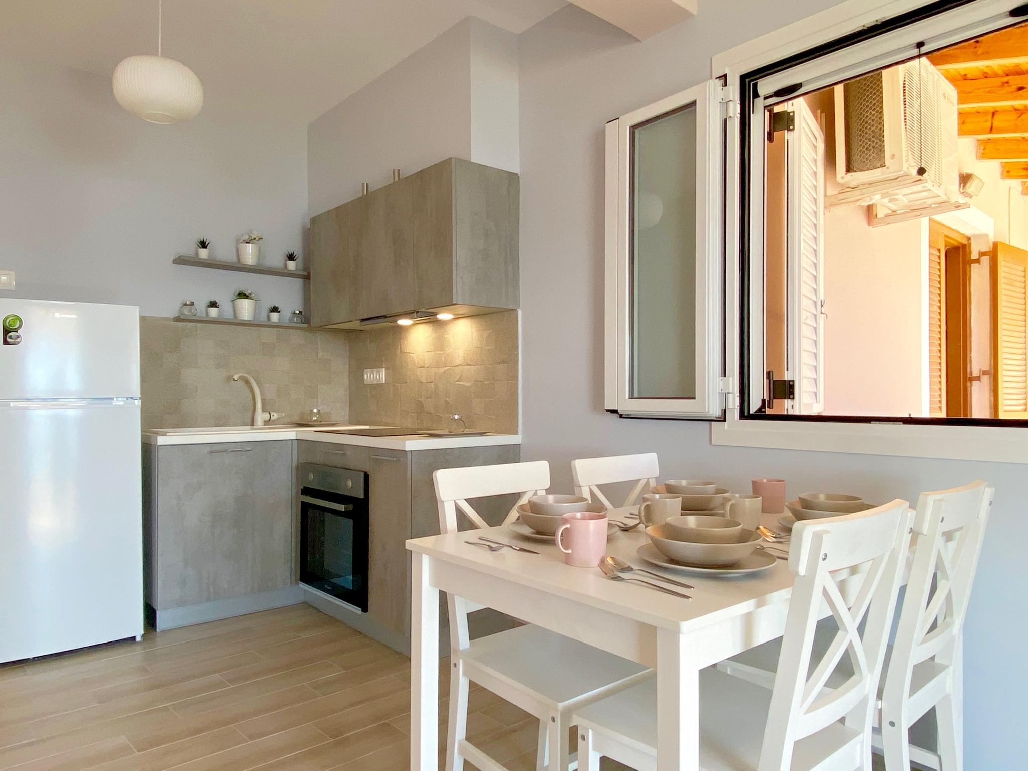 Holiday apartment Nissaki Sunflower Luxury Apartment (2798249), Nissala, Corfu, Ionian Islands, Greece, picture 14