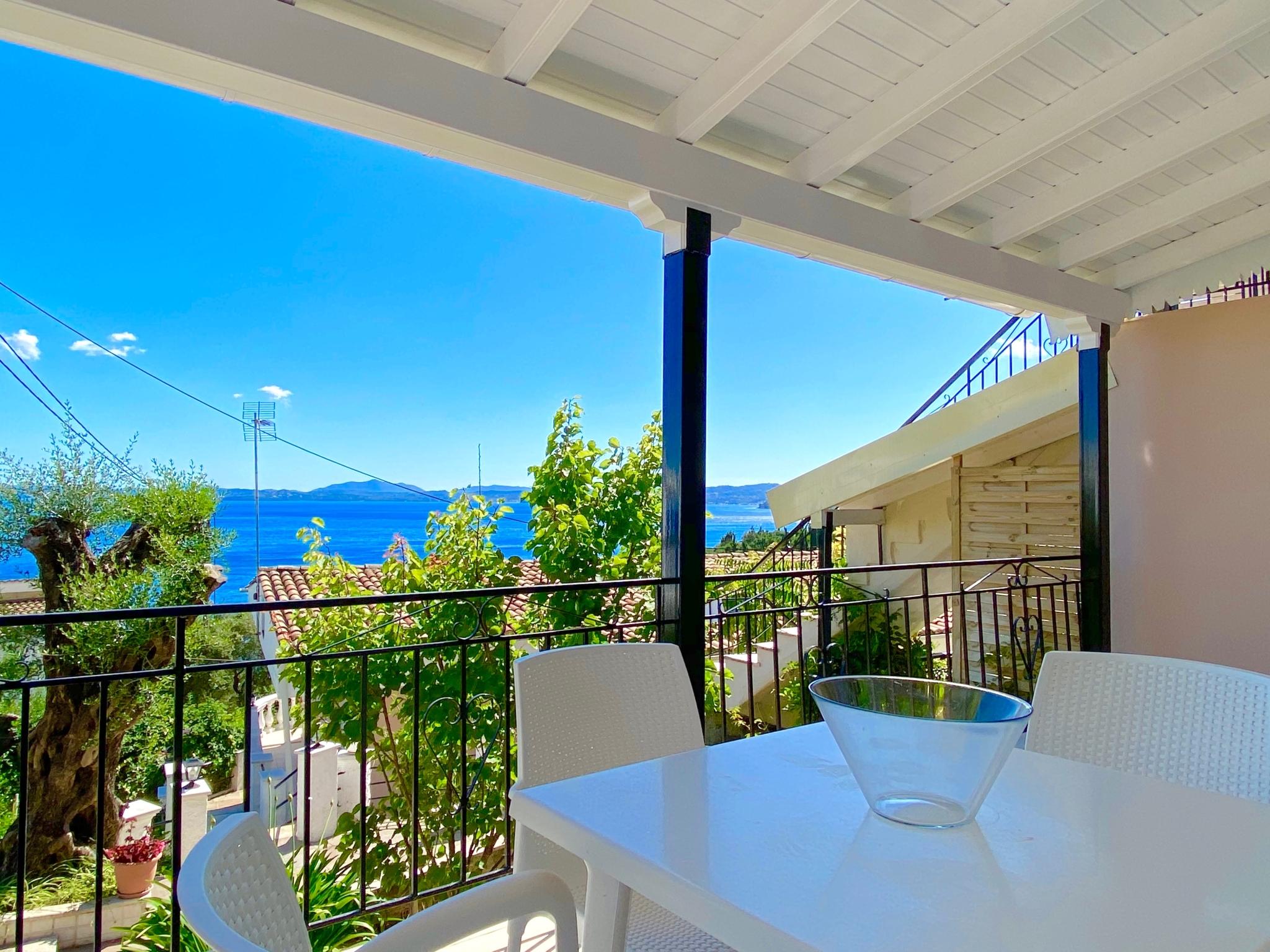 Holiday apartment Nissaki Sunflower Luxury Apartment (2798249), Nissala, Corfu, Ionian Islands, Greece, picture 1