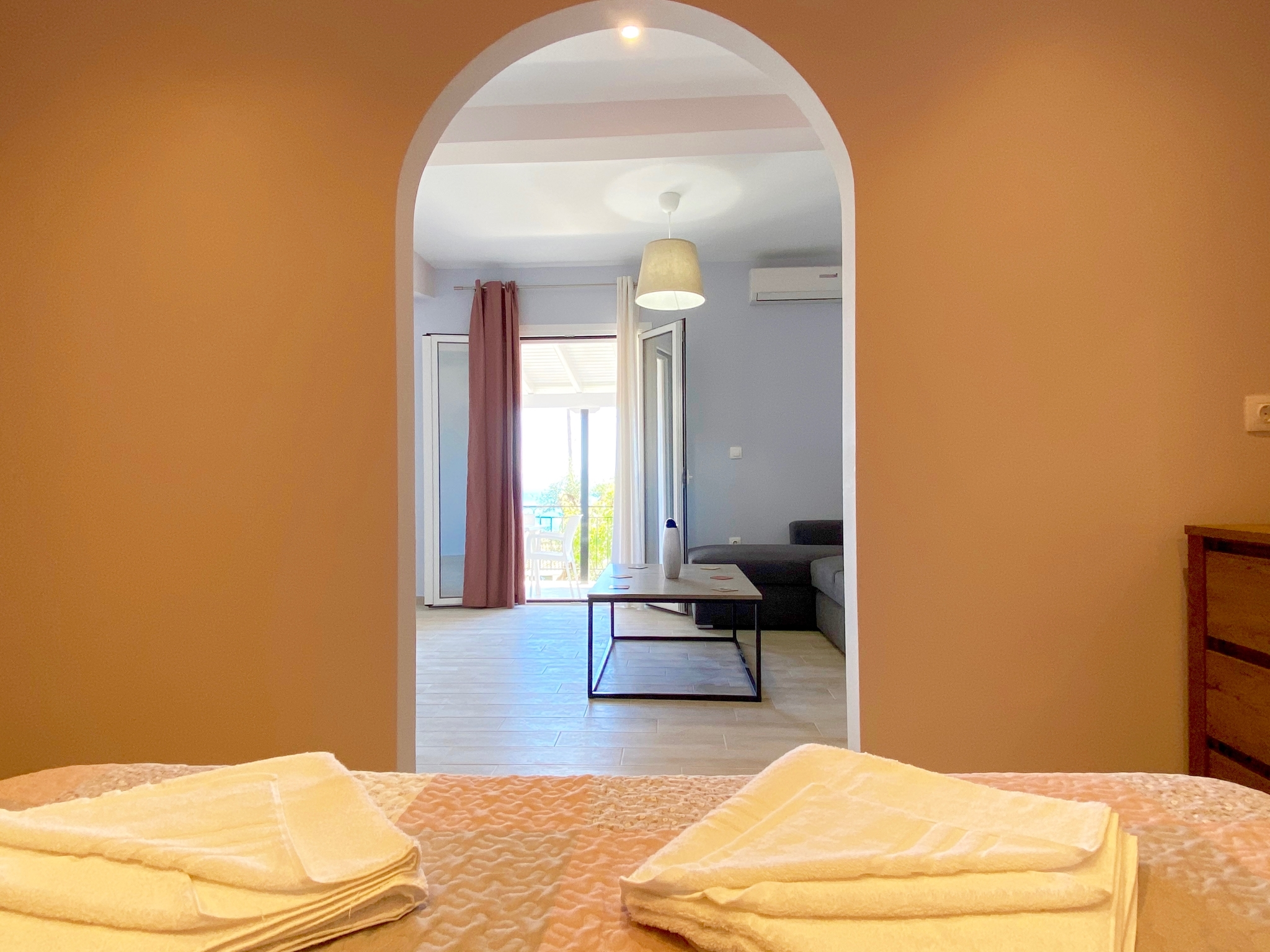 Holiday apartment Nissaki Sunflower Luxury Apartment (2798249), Nissala, Corfu, Ionian Islands, Greece, picture 23