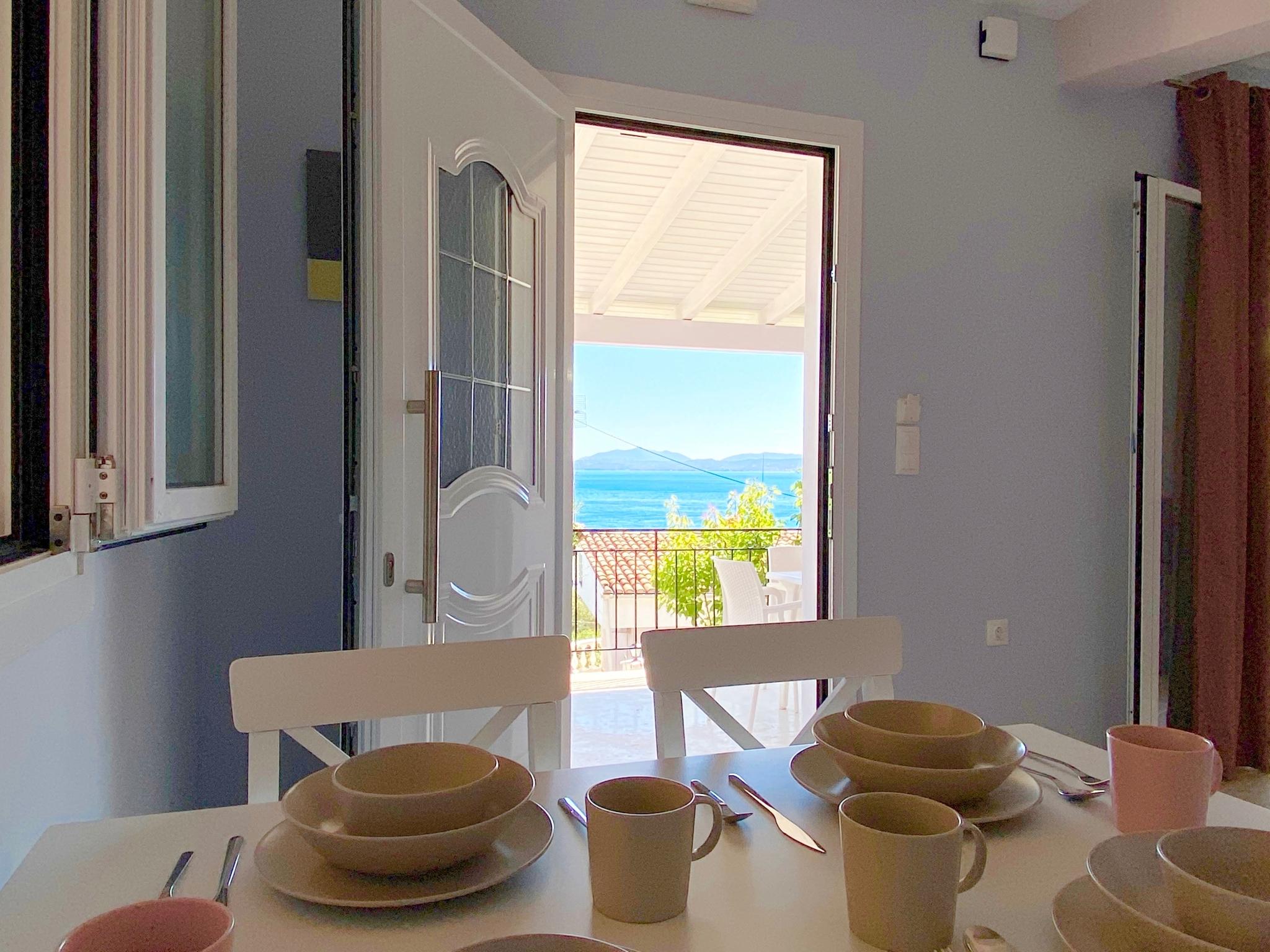 Holiday apartment Nissaki Sunflower Luxury Apartment (2798249), Nissala, Corfu, Ionian Islands, Greece, picture 4