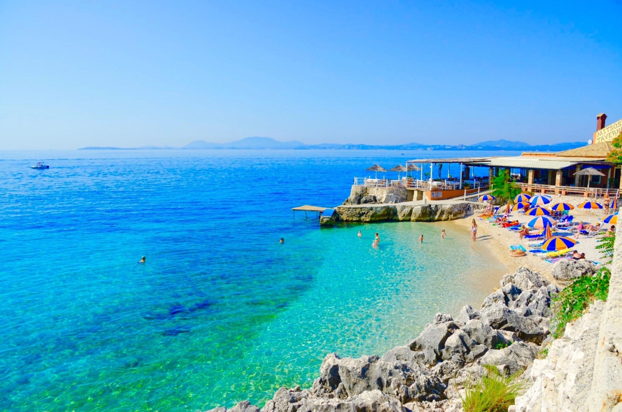 Holiday apartment Nissaki Sunflower Luxury Apartment (2798249), Nissala, Corfu, Ionian Islands, Greece, picture 5