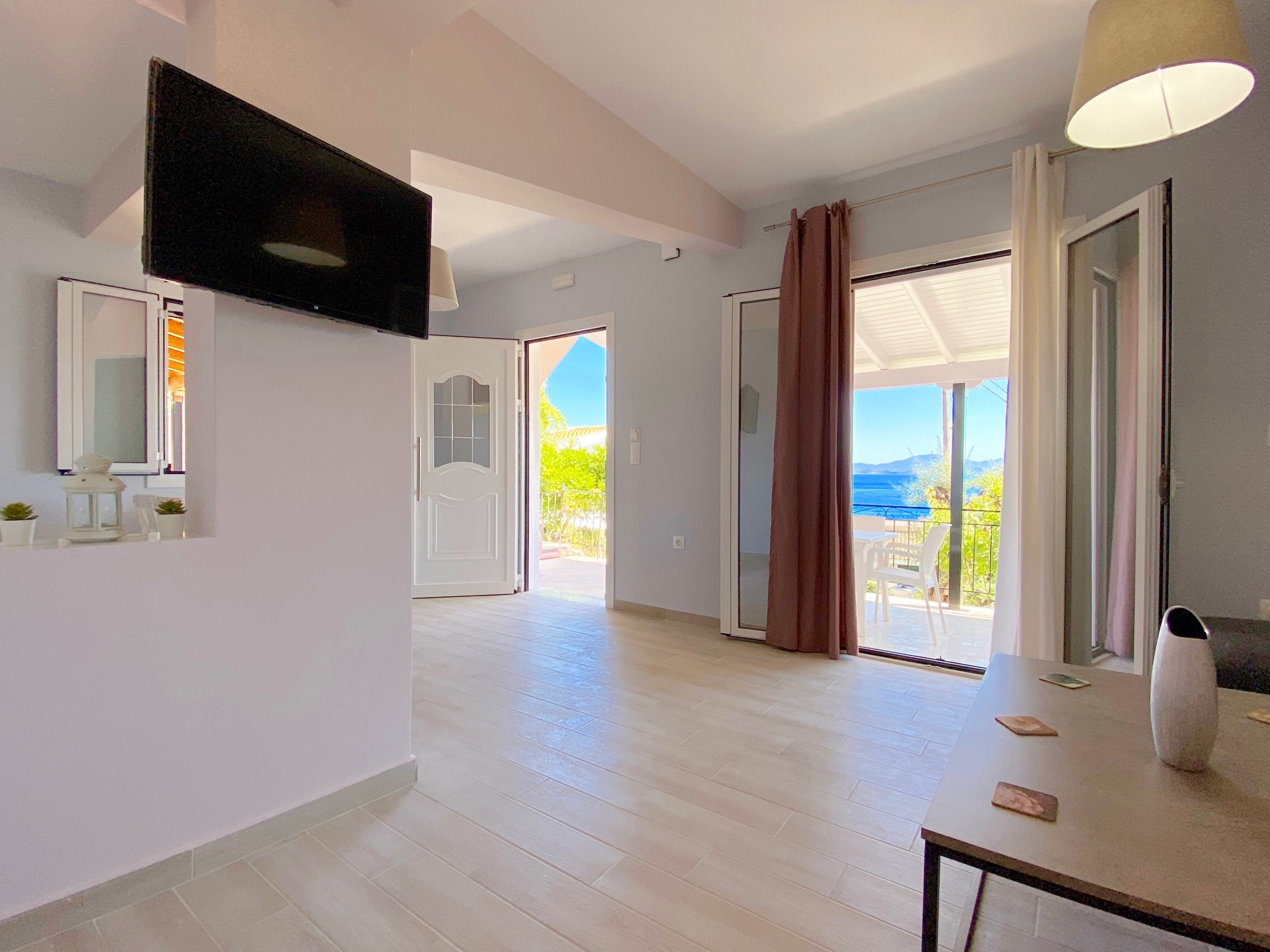 Holiday apartment Nissaki Sunflower Luxury Apartment (2798249), Nissala, Corfu, Ionian Islands, Greece, picture 13