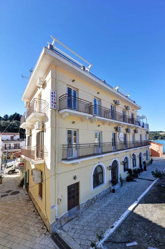 Ilios Hotel - Triple Room