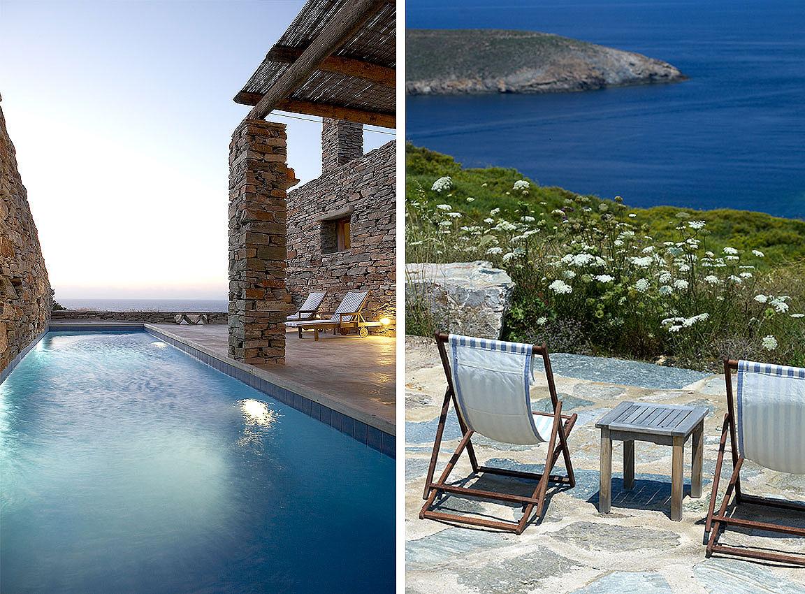 Style in stone   Hipaway Villas