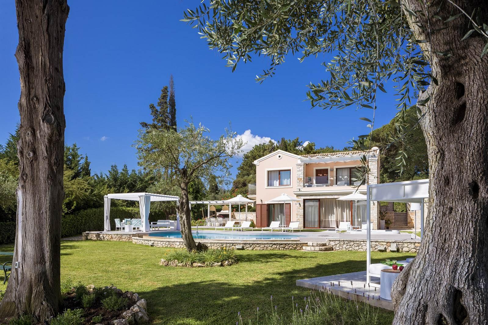 Bronzo Villa