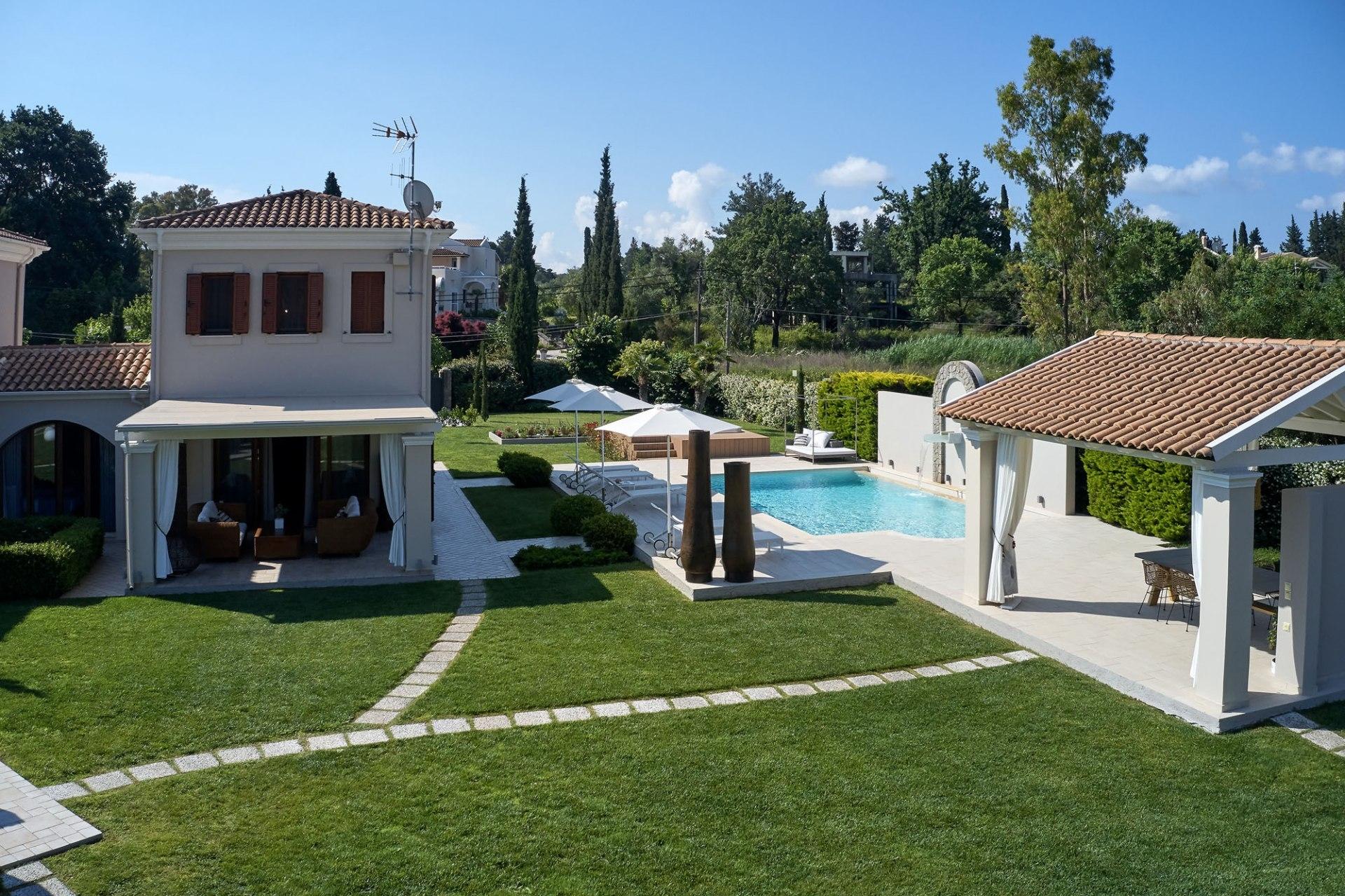 Grigio Villa
